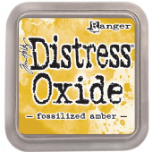 Tim Holtz Distress Oxide Ink Pad - Fossilized Amber - TDO55983